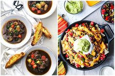 Feeling frazzled by dinnertime? This week we're sharing make-ahead dinners that our families just love. Yay for easier nights -- and maybe more Netflix? Healthy Family Dinners, Easy Weeknight Dinners, Easy Meals, Recipes For Beginners, Quick Recipes, Easy Healthy Recipes, Kid Friendly Meals, Meals For The Week, Meal Prep