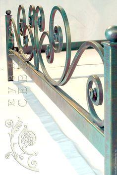 Кованая кровать Мгновение – купить или заказать в интернет-магазине на Ярмарке Мастеров   Кованая кровать «Мгновение» – это впечатление от…