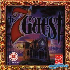 One of my first cd-rom games