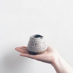 Little speckled jug ✨         #australianceramics #dotandco #vsco