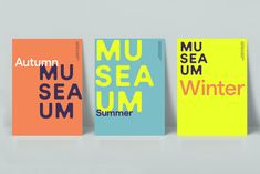 MUSEAUM Corporate Design - Mindsparkle Mag Beautiful identity for the Australian National Maritime Museum, or MUSEAUM, created by Frost Collective in Australia. Identity Design, Design Corporativo, Layout Design, Logo Design, Design Blog, Visual Identity, Personal Identity, Identity Branding, Graphic Design