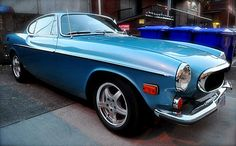 Volvo P1800 – Pearl District, Portland | Man On The Move - Your automotive eyes on the street
