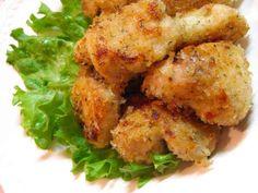 ✿鶏肉のコンソメパン粉焼き✿の画像