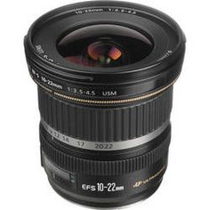 Canon EF-S 10-22mm f/3.5-4.5 USM Lens - a start to my wide angle collection