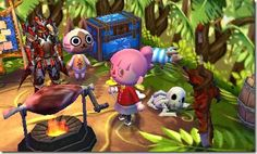 Animal Crossing: Happy Home Designer gets a Monster Hunter Collaboration