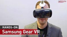 IFA 2014: Samsung Gear VR - Praxis Test deutsch | CHIP