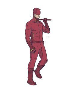 Dare Devil redesign by StefanTosheff Daredevil Suit, Daredevil Cosplay, Daredevil Artwork, Daredevil Punisher, Marvel Cosplay, Comic Book Characters, Marvel Characters, Comic Character, Comic Books