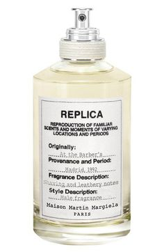 Maison Martin Margiela 'Replica - At the Barber's' Fragrance | Nordstrom