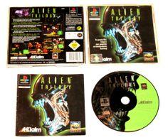 Playstation 1 Alien Trilogy für Ps1 in OVP!