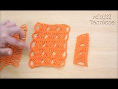 7ebe60d1e8 Trança em crochê e crochê de grampo - Helen Mareth