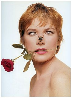 Shirley MacLaine by Bert Stern For Esquire, 1960