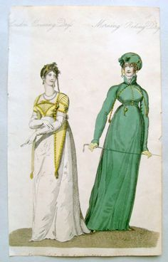 1808 - Riding habits - Belle assemblee