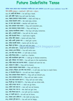Spoken English with Bengali: January 2017 American English Words, English Word Book, English Speaking Book, English Books Pdf, English Talk, English Learning Spoken, Learn English Words, English Lessons, English Grammar Tenses