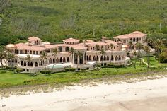 Robert Eustace's 50,000 Square Foot Waterfront Mega Mansion | The Opulent Lifestyle