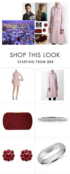 """""""Isabelle and David attending at charity event"""" by princess-isabelle-of-sweden ❤ liked on Polyvore featuring Aqua, Dolce&Gabbana, Natasha, Mark Broumand, McTeigue & McClelland, National Geographic Home and Blue Nile"""