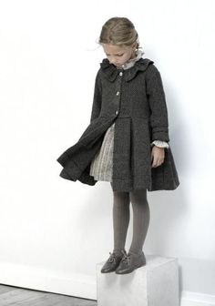 Look hivernal pour les filles