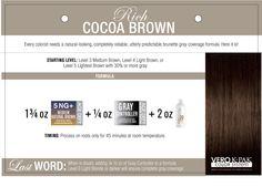 Grey | Beth Minardi™ Signature/Cocoa Brown
