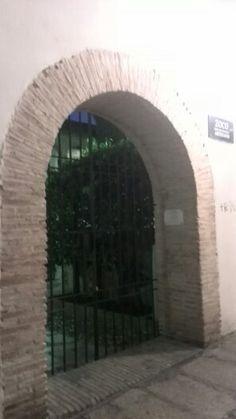 Entrada al Zoco municipal