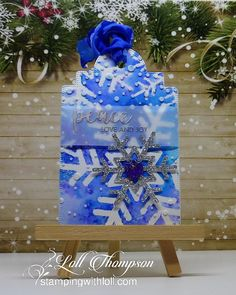 Welcome to Day Ten! The rules and dates for this event are listed in the sidebar. * * * * * Today it's all about snowflakes! ...