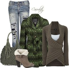 """""""{Style} this sweater!"""" by casuality on Polyvore"""