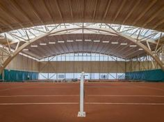 LES PLUS GRANDS TENNIS COUVERTS DE FRANCE