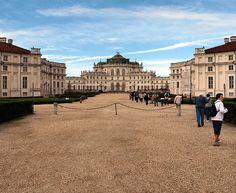 Palácio de Caça de Stupinigi, Turim, Itália.
