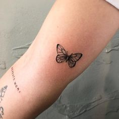 Our Website is the greatest collection of tattoos designs and artists. Search for more Butterfly Tattoo designs. Little Tattoos, Mini Tattoos, Leg Tattoos, Tribal Tattoos, Tatoos, Stomach Tattoos, Celtic Tattoos, Small Butterfly Tattoo, Butterfly Tattoo Designs