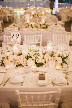 Elegant & stylish! http://www.love4weddings.gr/elegant-wedding-cyprus/