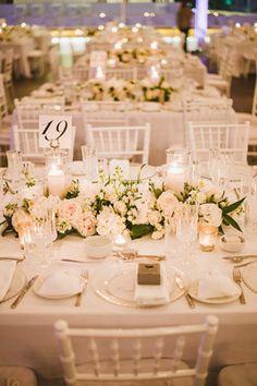 Elegant & stylish!  http://www.love4weddings.gr/elegant-wedding-cyprus/