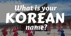 Do you even wonder what it'd be like to have your very own Korean name? Take this quiz to find out what your name should be! Kdrama Quiz, Kpop Quiz, What's My Korean Name, Quizzes For Girls Personality, Bts Quiz Game, Quiz Names, Korean Drama Tv, What Is Your Name, Korean