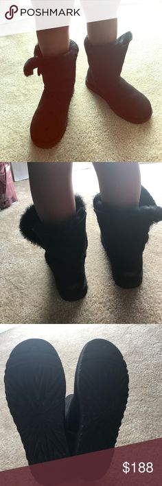 Authentic UGG winter boots! Worn like 2 times, in perfect conditions like new. UGG Shoes Winter & Rain Boots