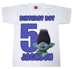 6293d306 8 Best Trolls images | Troll party, Trolls birthday party, Birthday ...