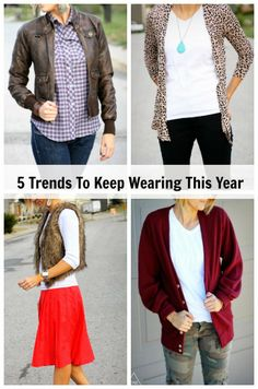 ONE little MOMMA: 5 Trends To Keep Wearing This Year (and Next!)