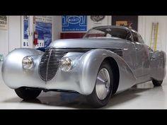 Peter Mullin & the 1938 Hispano-Suiza Dubonnet Xenia - Jay Leno's Garage - YouTube