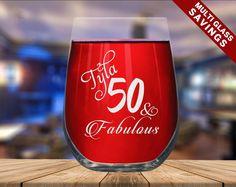 ENGRAVED WINE GLASS Custom Print Design Birthday Wine | Etsy Rustic Wine Glasses, Etched Wine Glasses, Decorated Wine Glasses, Big Wine Glass, Wine Glass Sayings, Wine Glass Crafts, Birthday Wine Glasses, Christmas Wine Glasses, Wedding Wine Glasses