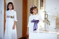 DE LA DOS A LA DOCE - Vestidos de Primera Comunión para niñas
