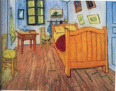 La camera di van Gogh rivive in 3D