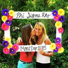 Mom's Day with Phi Sigma Rho at the University of Florida