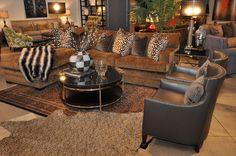 Huntington House showroom at April 2013 High Point Furniture Market  #hpmkt #furniture #upholstery