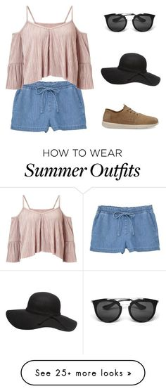 Outfit 183 by kittylovesxoxo on Polyvore featuring MANGO, Miss Selfridge, Prada and TOMS