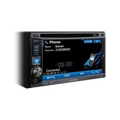 Alpine IVE-W530BT Double Din AV system with built in Bluetooth handsfree system - Car Audio Centre