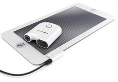 Changers, un cargador solar que te 'paga' cada vez que cargas tus gadgets