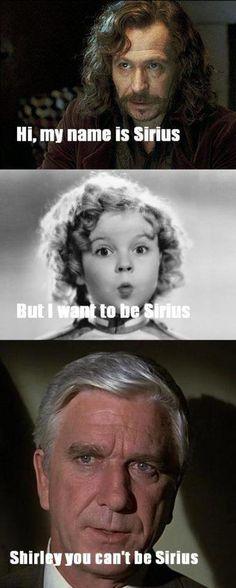 Shirley!