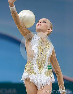 32nd Rhythmic Gymnastics World Championships by Ukrphoto, via Dreamstime