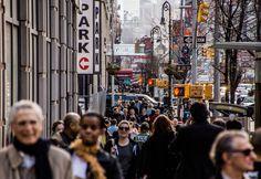 Crowd #newyork #manhattan #crowd #maciekcichon