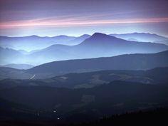500px / View from Pilsko by Jacek Sawicz
