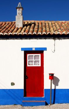 Porto Covo by Antonino Dias on 500px #Portugal - the typical architecture from #Alentejo