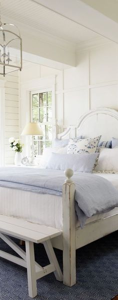 681 best Coastal Bedrooms images on Pinterest | Coastal bedrooms ...