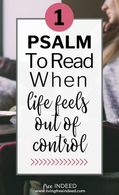 Psalms for the Storms of Life | Psalms of David | Psalms to Read for Peace | Bible Verses About Trusting God | Psalm Showing Attributes of God