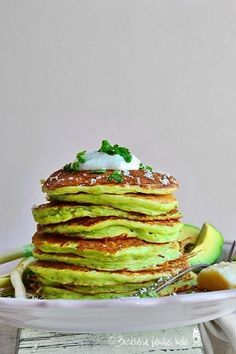 Zucchini Yogurt Pancakes
